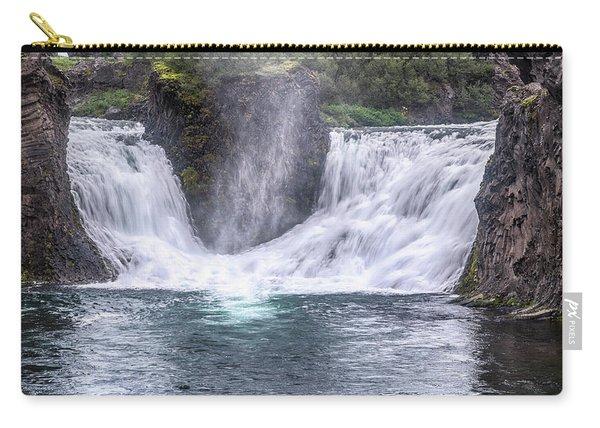 Hjalparfoss - Iceland Carry-all Pouch