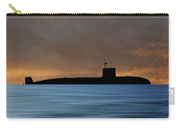 Hms Sovereign 1973 V3 Carry-all Pouch