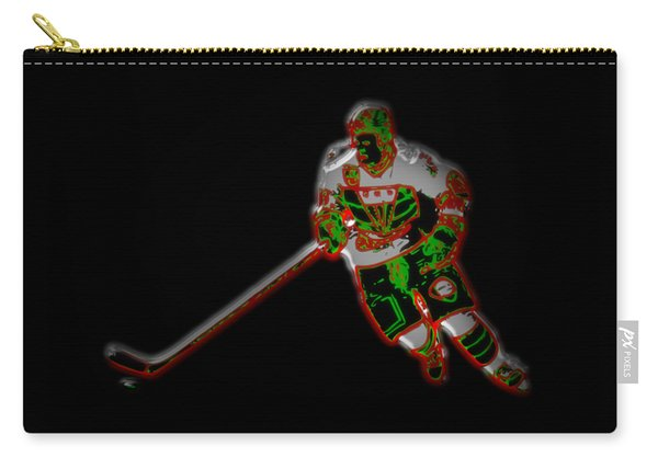 Hockey Player Carry-all Pouch