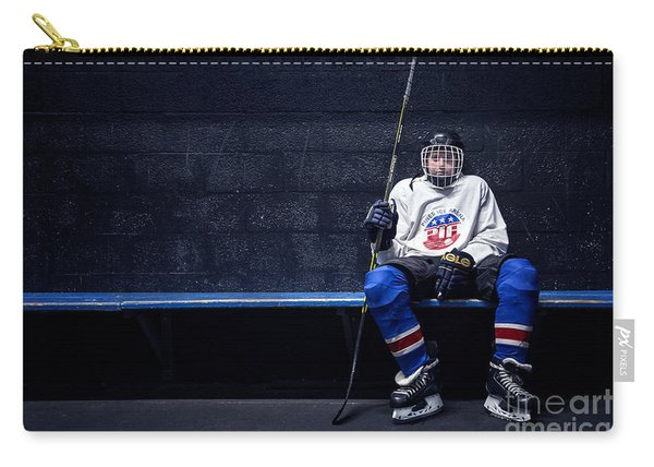 Hockey Strong Carry-all Pouch