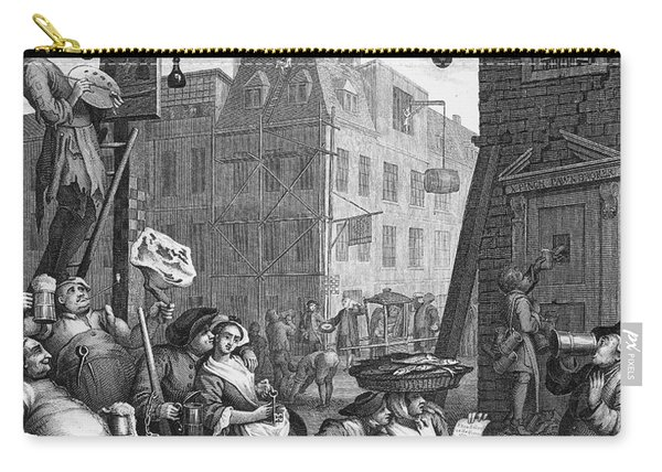 Hogarth: Beer Street Carry-all Pouch