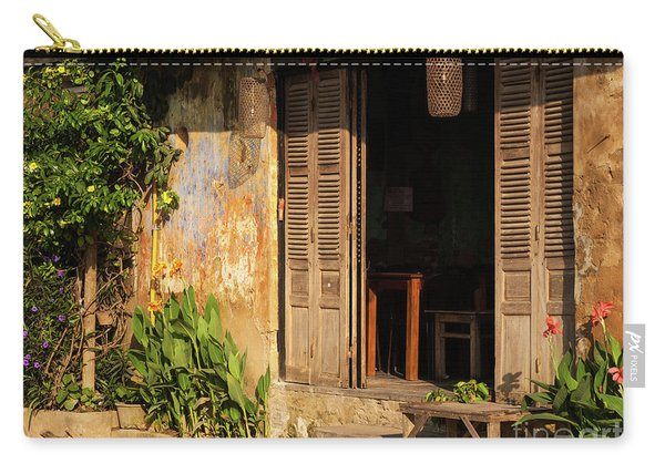Hoi An Cafe 01 Carry-all Pouch