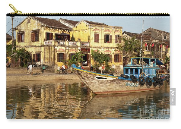Hoi An Fishing Boat 03 Carry-all Pouch