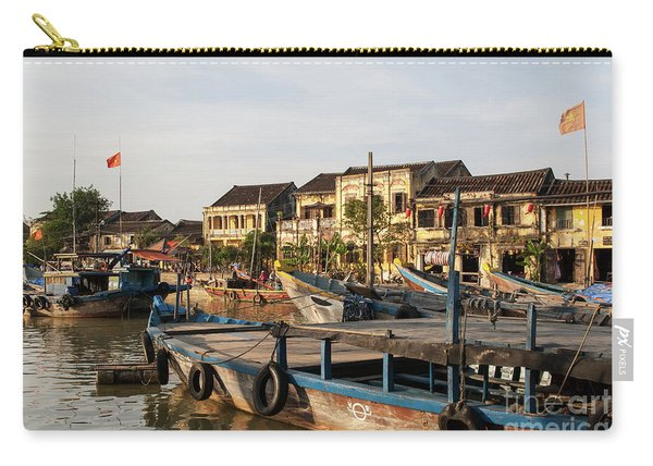 Hoi An Fishing Boats 19 Carry-all Pouch