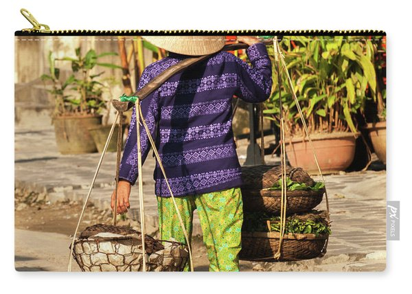 Hoi An Hawker 02 Carry-all Pouch