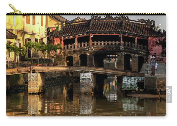 Hoi An Reflections 03 Carry-all Pouch