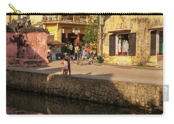 Hoi An Reflections 05 Carry-all Pouch