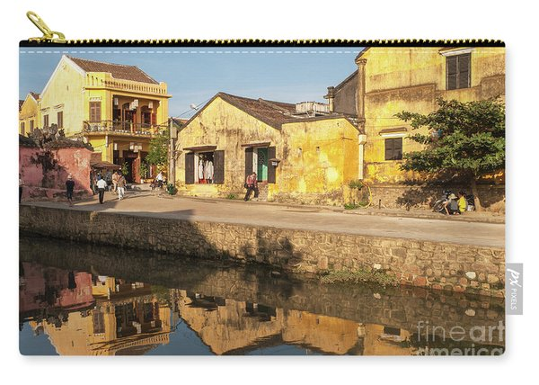 Hoi An Reflections 06 Carry-all Pouch