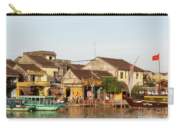 Hoi An Riverfront 03 Carry-all Pouch