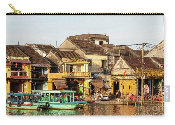 Hoi An Riverfront 04 Carry-all Pouch
