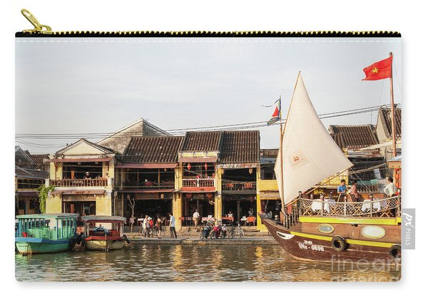 Hoi An Riverfront 06 Carry-all Pouch