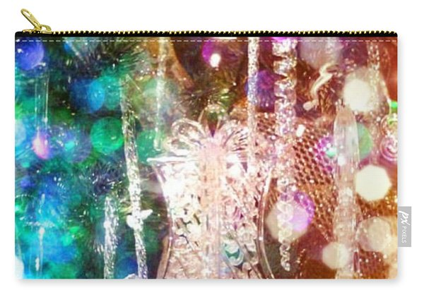 Holiday Fantasy Carry-all Pouch