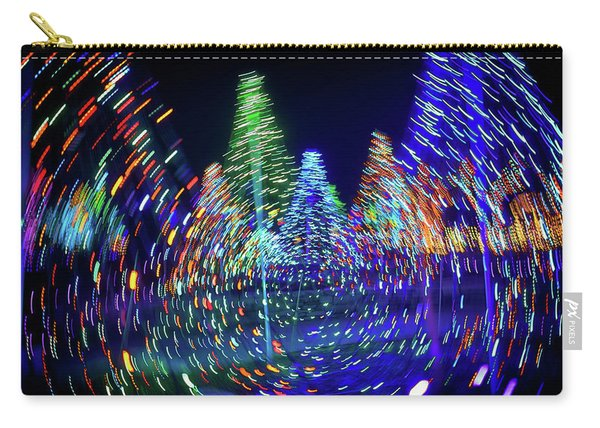 Holidays Aglow Carry-all Pouch