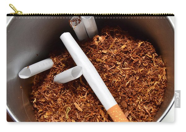 Hollow Cigars Carry-all Pouch