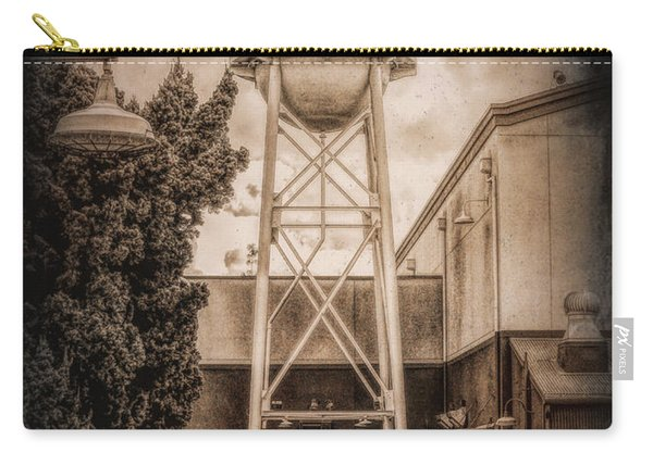 Hollywood Water Tower 2 Carry-all Pouch