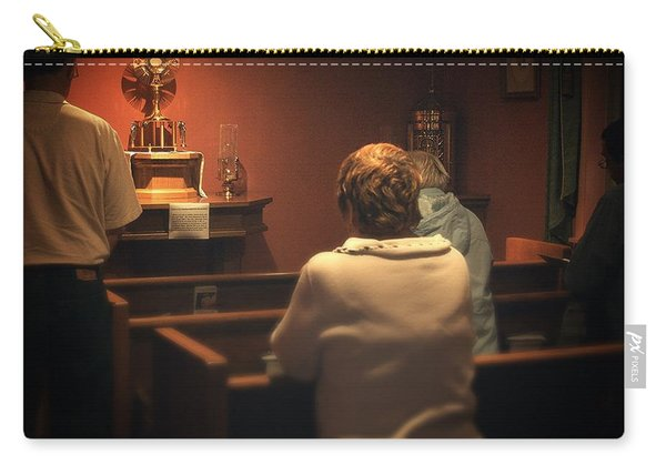 Holy Adoration Altar Carry-all Pouch