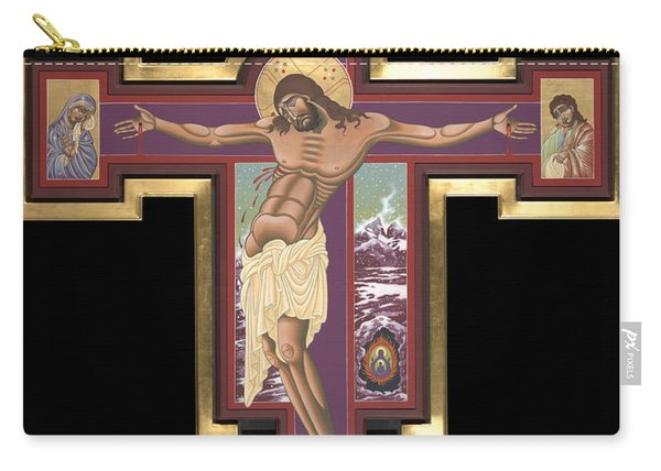 Holy Cross Of The New Advent 162 Carry-all Pouch