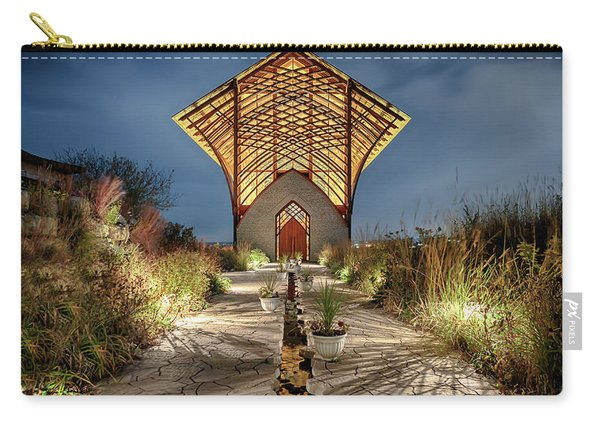 Holy Family Shrine Carry-all Pouch