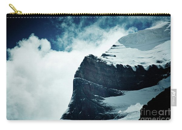Holy Kailas West Slop Himalayas Tibet Artmif.lv Carry-all Pouch