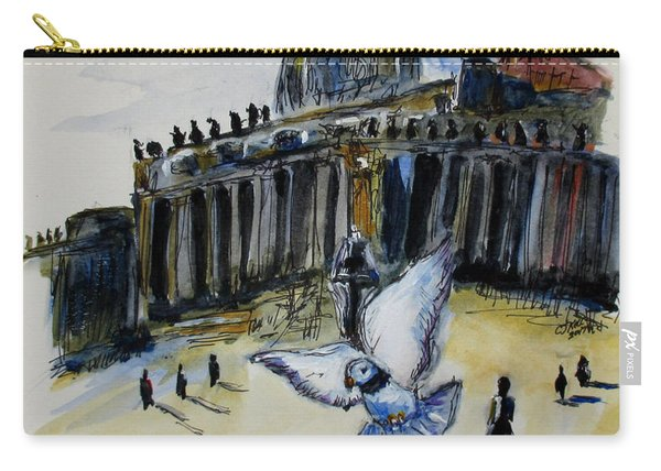 Holy Pigeons Carry-all Pouch