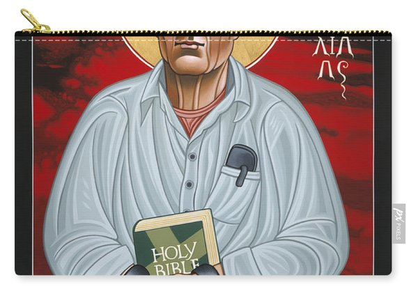 Holy Prophet Philip Berrigan 125 Carry-all Pouch