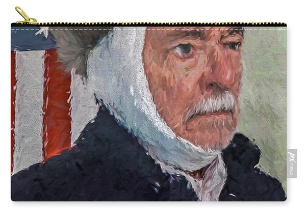 Homage To Van Gogh Two Carry-all Pouch