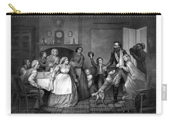 Home Again - Civil War Carry-all Pouch