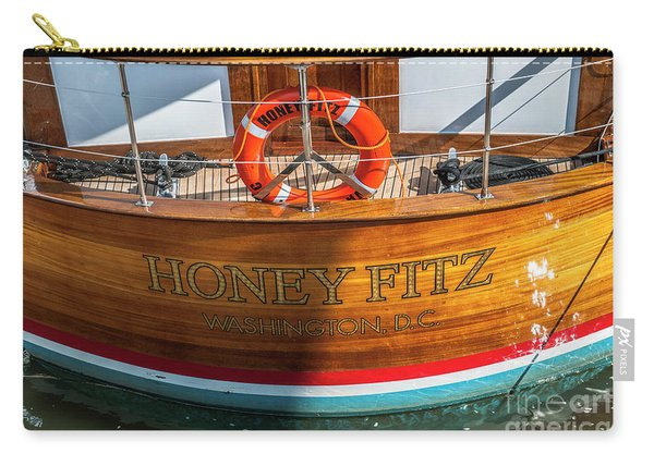 Honey Fitz Carry-all Pouch