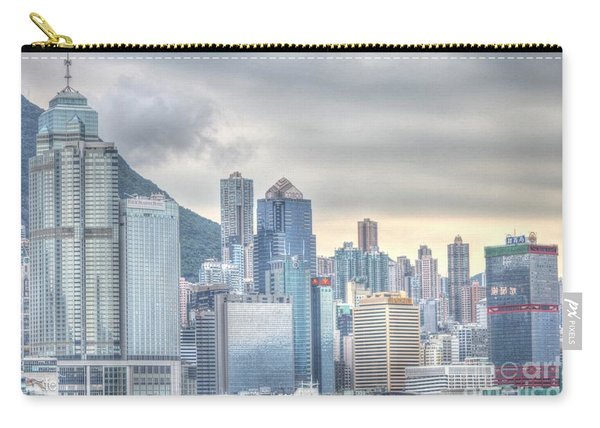 Hong Kong China Carry-all Pouch