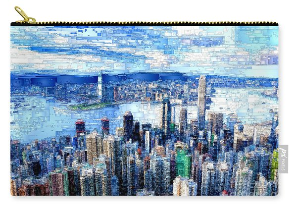 Hong Kong, China Carry-all Pouch