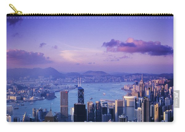 Hong Kong Harbor Carry-all Pouch