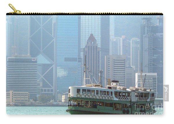 Hong Kong Star Ferry Carry-all Pouch
