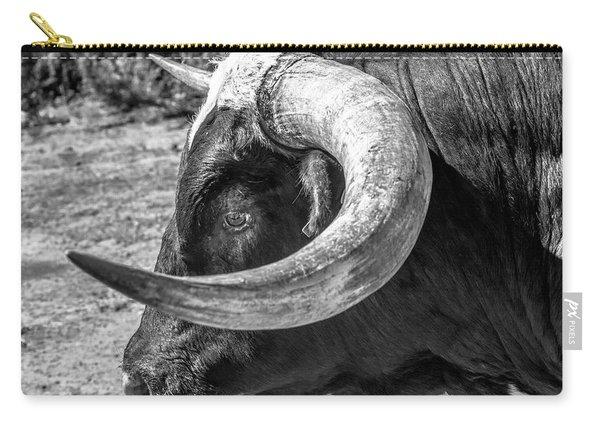 Hook Em Horns Carry-all Pouch