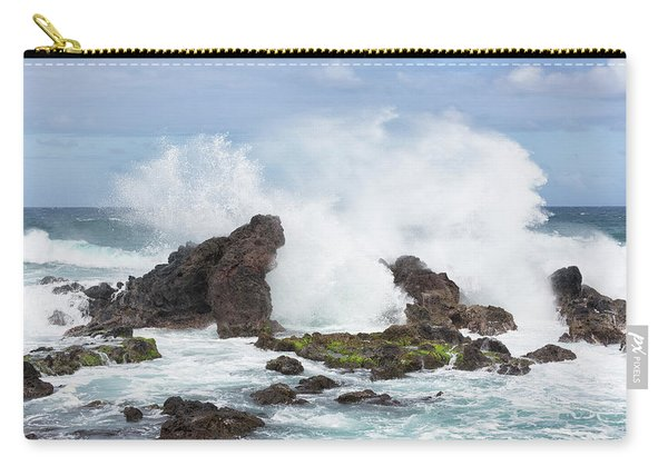 Hookipa Point Carry-all Pouch