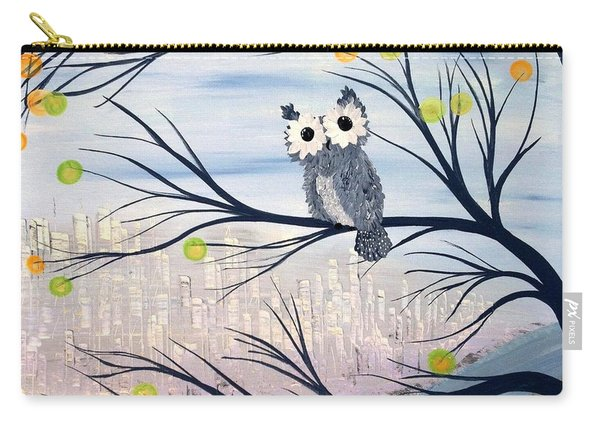 Hoos City Carry-all Pouch