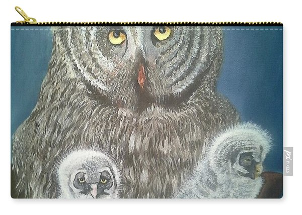 Hootenanny Carry-all Pouch