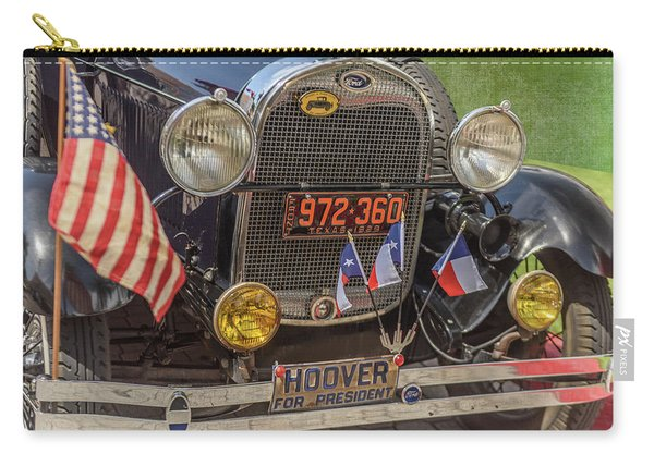 Hoover Era Ford Carry-all Pouch