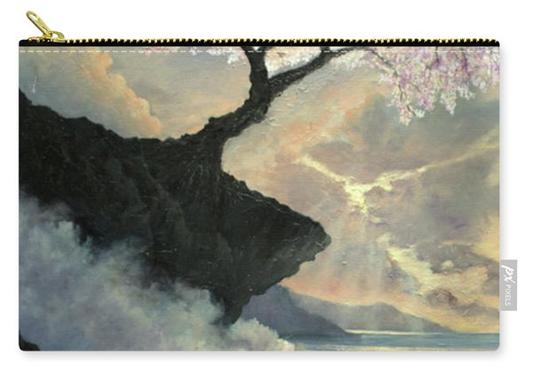 Hope Inclines Carry-all Pouch
