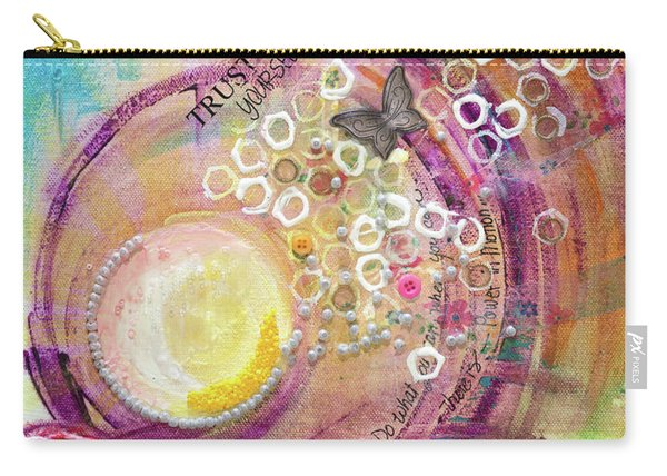 Hope Rising Carry-all Pouch