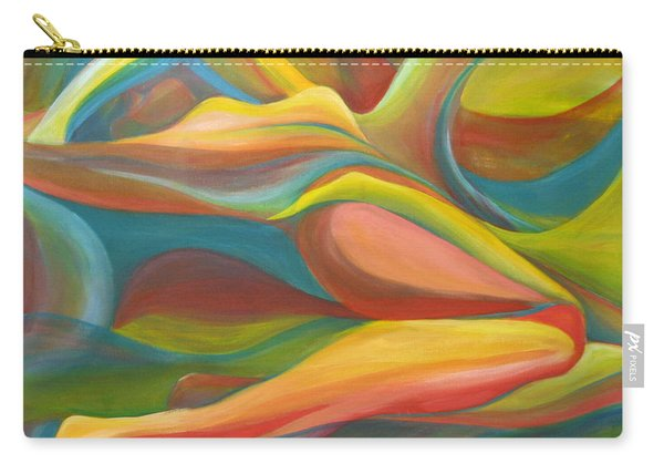 Horizon Peace Will Come Carry-all Pouch