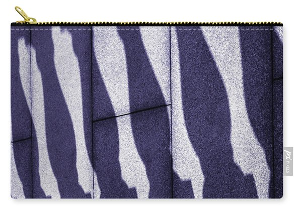 Horizontal Shadows Carry-all Pouch