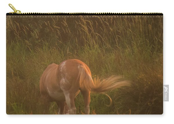 Horse 4 Carry-all Pouch