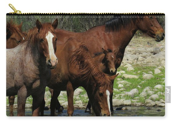 Horse 7 Carry-all Pouch