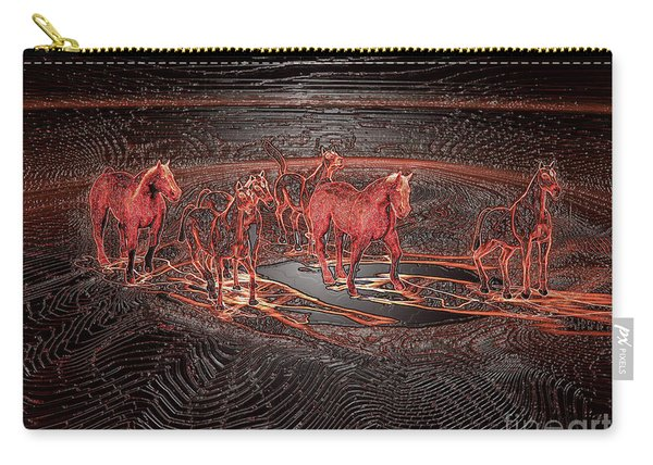 Horse Chestnut Pass Carry-all Pouch