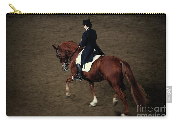 Horse Dressage Carry-all Pouch
