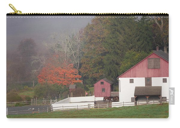 Horse Farm Carry-all Pouch