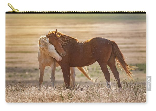 Horse Love Carry-all Pouch