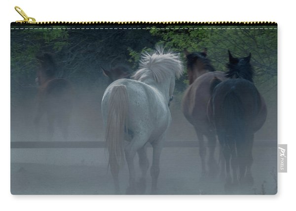 Horse 8 Carry-all Pouch