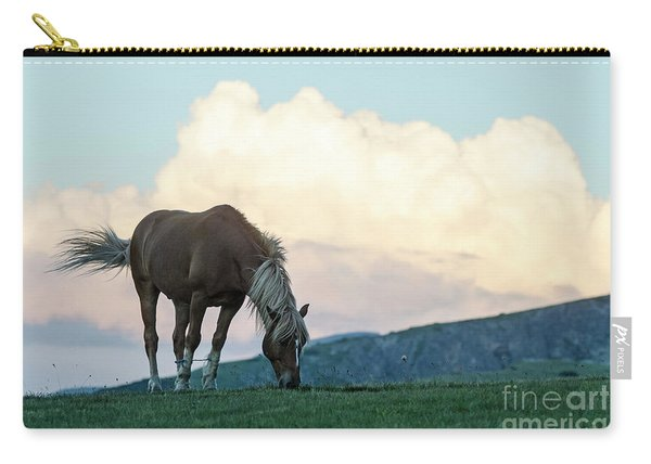Horse - Rila Big Sky Carry-all Pouch
