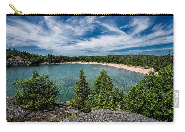 Horse Shoe Bay Carry-all Pouch
